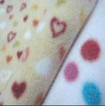 mặt vải nỉ hàn quốc có một lớp lông ngắn rất mềm và ấm nên được gọi là vải nỉ mềm đó