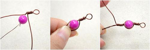 Nhìn hướng dẫn làm vòng đeo tay, tự làm vòng tay handmade từ dây đồng này bạn đã tự làm được chưa?