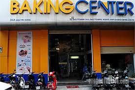 đồ làm bánh tại baking center Nguyên Hồng