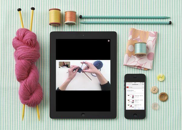 Học đan len và cách móc len – bắt đầu từ đâu?