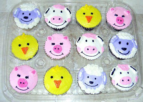 Các mẫu bánh sinh nhật hình con thú