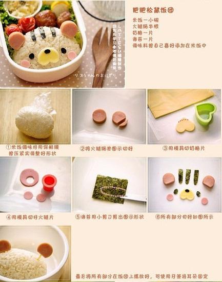 Nguồn gốc và cách làm cơm hộp Bento của phụ nữ Nhật Bản 1