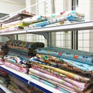 Vải thô Hàn khổ 1.6m
