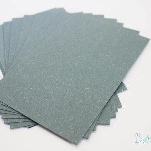 Giấy bìa xi măng xanh da trời 10x14cm (5 tờ)