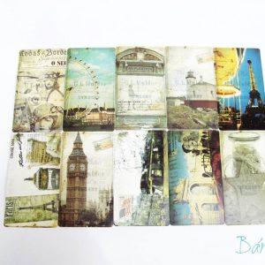Postcard 7x14cm (5 tờ)