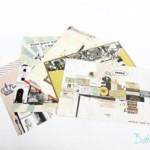 Postcard 10x15cm (5 tờ)