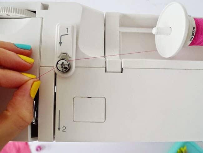 5 lỗi thường gặp khi sử dụng máy may.