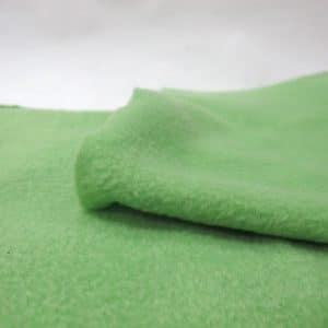 Vải nỉ làm gối 1.6x1m - xanh rêu