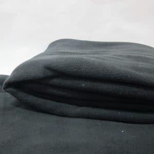 Vải nỉ làm gối 50x70cm - đen