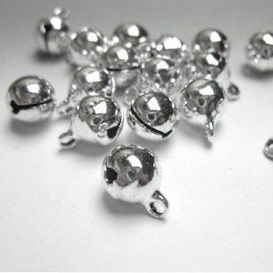 Chuông bạc to (5 chiếc)
