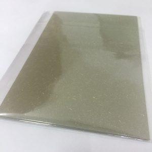 Giấy bìa xi măng xanh rêu 10x14cm (5 tờ)