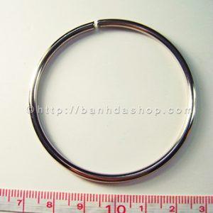 Vòng inox 5,5 cm