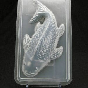 Khuôn nhựa bánh trung thu cá chép