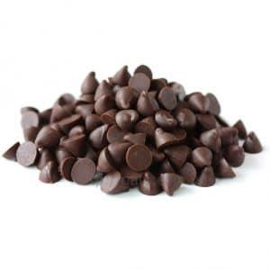 Chocochip, socola