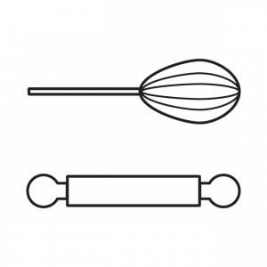 Dụng cụ làm bánh cơ bản