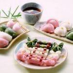 Bánh trung thu Hàn Quốc Songpyeon
