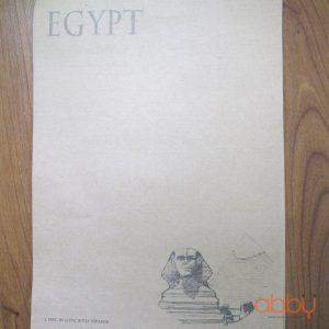 Giấy xi măng khổ 23x17cm Egypt (8 tờ)