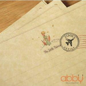 Bộ kit viết thư The little prince