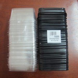 50 bộ hộp đế đen năp trong 75g