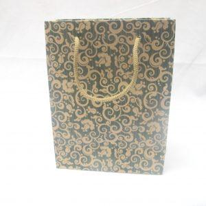 Túi giấy hoa văn 20x15cm