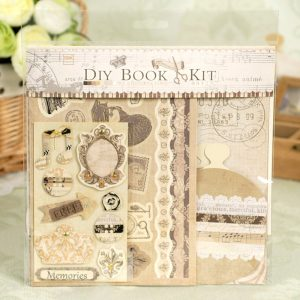 DIY book kit