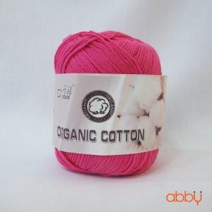Len baby organic - màu hồng đậm - số 19