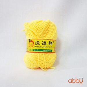 Len baby - màu vàng nhạt - số 4