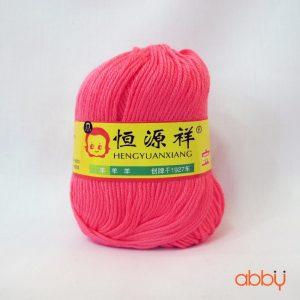Len baby - màu hồng đậm - số 7
