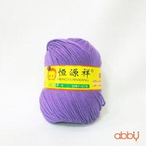 Len baby - màu tím - số 10