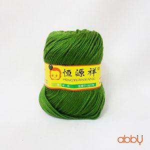 Len baby - màu xanh lá cây - số 14