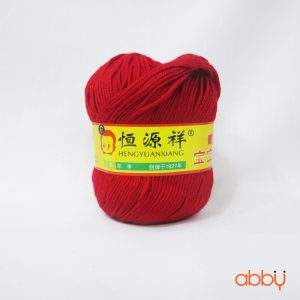 Len baby - màu đỏ đô - số 32
