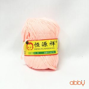 Len baby - màu hồng nhạt - số 3