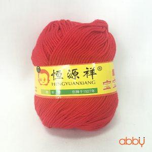 Len baby - màu đỏ - số 11