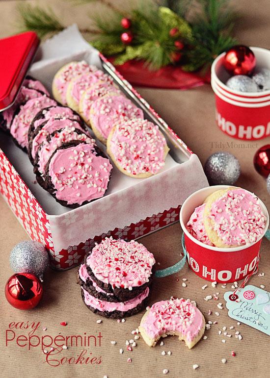 Cookies bạc hà