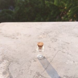Lọ thủy tinh điều ước 0.5ml