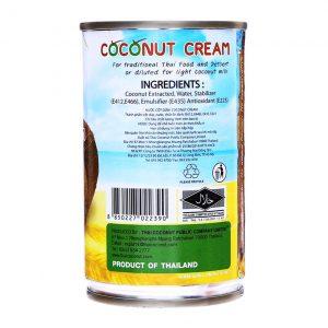 Nước cốt dừa Thai coco 165ml