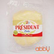 Bơ nhạt President 500g