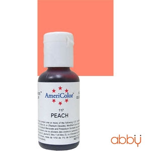 Màu AmeriColor Peach 0.75oz