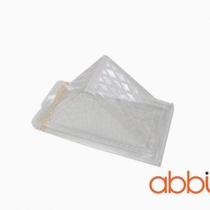 Hộp nhựa đựng bánh sandwich, bánh cắt