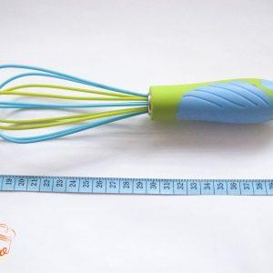 Phới đánh trứng silicon xanh 26cm