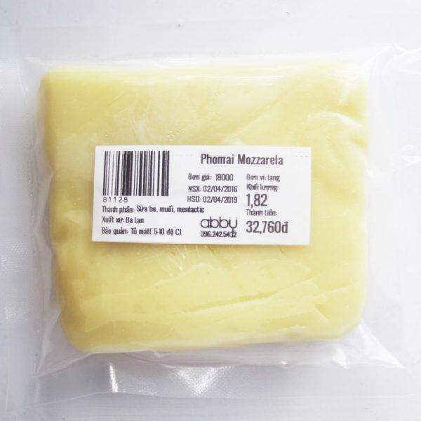Phomai Mozzarela