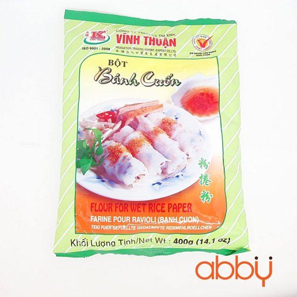 Bột bánh cuốn Vĩnh Thuận 400g