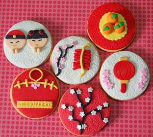 Cookies tạo hình