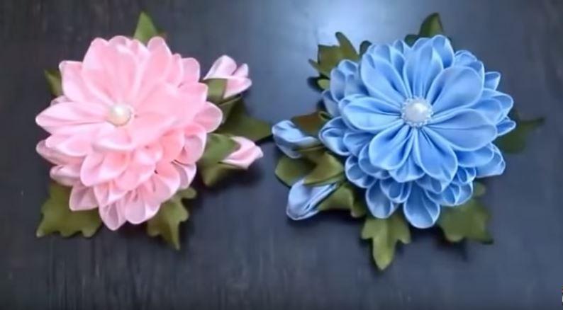 Tự sáng tạo những bông hoa cài áo tùy ý thích nhé!