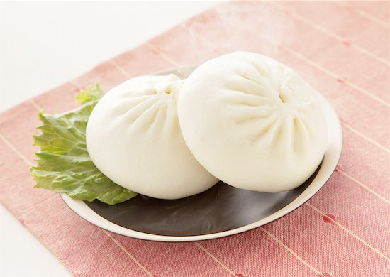 670-03709387 © Masterfile Royalty-Free Model Release: No Property Release: No Steamed pork buns