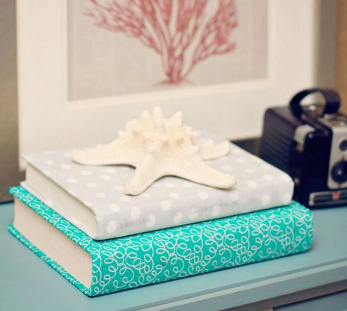Những quyển sổ bọc vải handmade bắt mắt