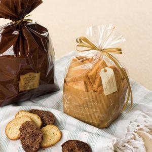 Túi cookies bông lúa 23x18cm (10 chiếc)