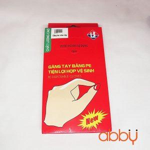 Găng tay nilon hộp