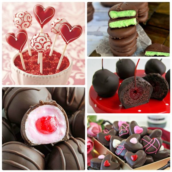 Một số loại kẹo chocolate