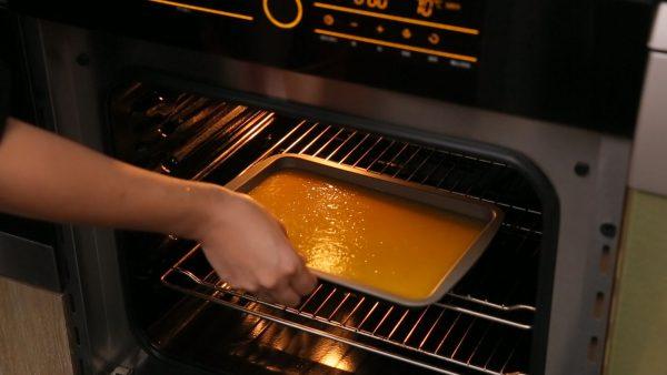 Lò nướng có thể sử dụng khay kim loại